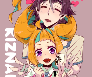 anime, nico, and kiznaiver image
