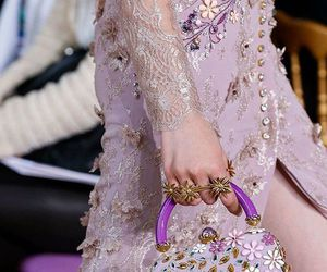 details, fashion, and Georges Hobeika image