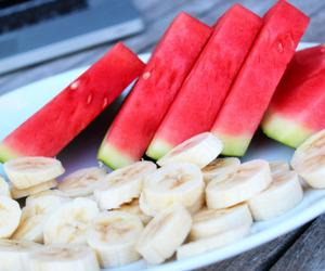 fruit, banana, and food image