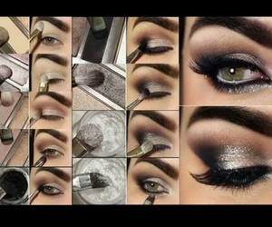 maquillaje, sombras, and paso a paso image