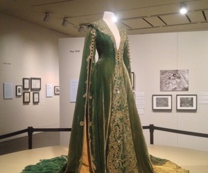 ball, dress, and museum image