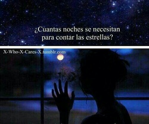 frases, stars, and tumblr image