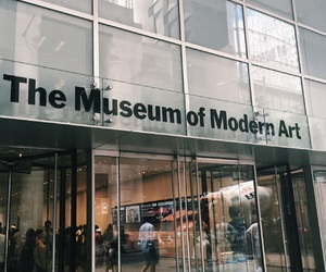 aesthetic, gray, and museum image