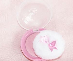 makeup, pink, and etude image