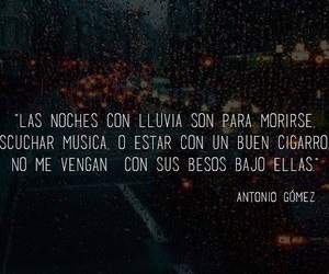 amor, frases, and noches image