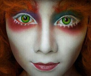 alice, ideas, and makeup image