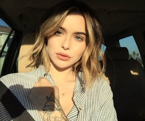 acacia brinley, beauty, and acacia clark image