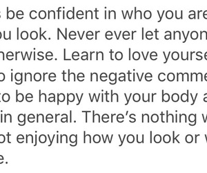 confidence, happy, and quotes image