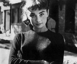 audrey hepburn, actress, and audrey image