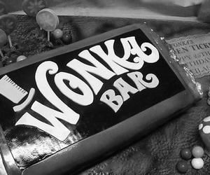 chocolate and wonka image