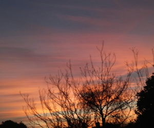 colors, sky, and sunset+ image