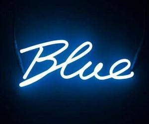 blue, dark, and dark blue image