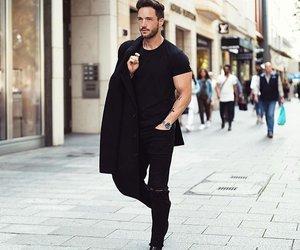black, fashion, and life image