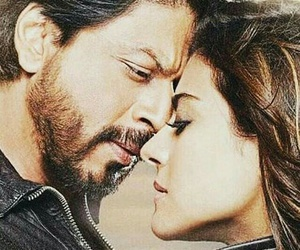 shah rukh khan, love, and dilwale image