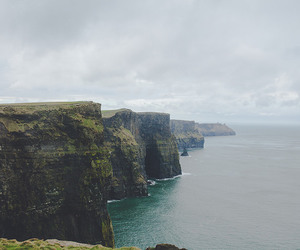 beautiful, bluff, and cliff image