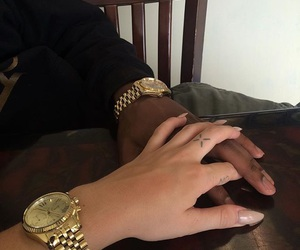 couples, watch, and ghetto image