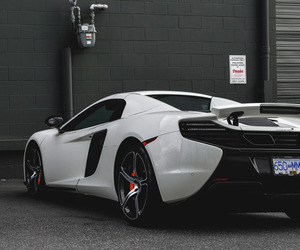 car, exotic, and white car image
