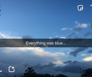black, blue, and boy image