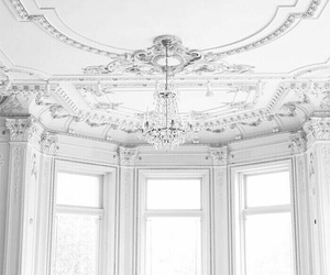 architecture, beautiful, and ceiling image