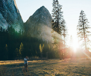 Dream, explore, and hiker image