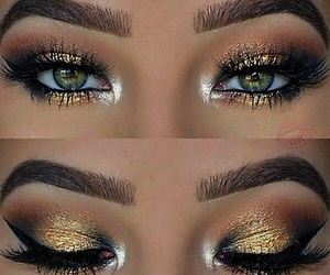 makeuplook, longlashes, and perfect image