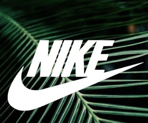 nike, green, and wallpaper image