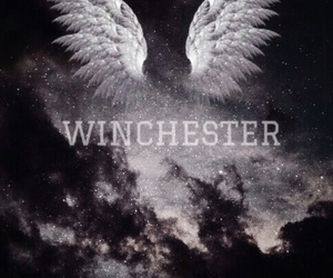 supernatural, winchester, and wallpaper image