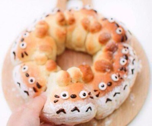 food and totoro image