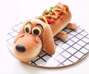 eats, hot dog, and japan image