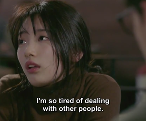 korean, kdrama, and suzy image