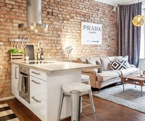 loft, studio, and decoration ideas image