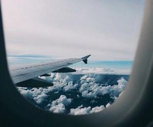 fly away, travel, and yes image