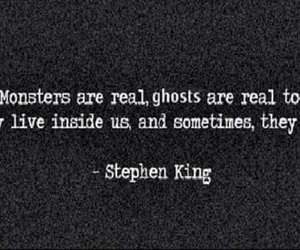 monster, ghost, and quotes image