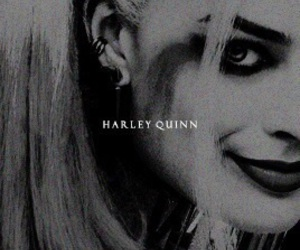 harley quinn, suicide squad, and DC image