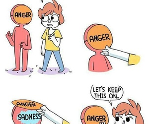 anger, funny, and lol image