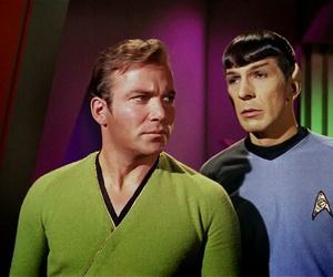 captain kirk, william shatner, and jim kirk image