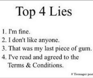 lies, true, and top4 image