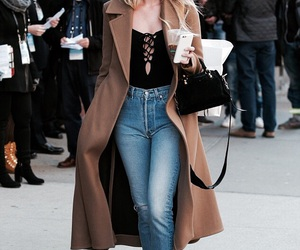 fashion, elsa hosk, and style image