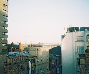 35mm, flats, and rooftop image