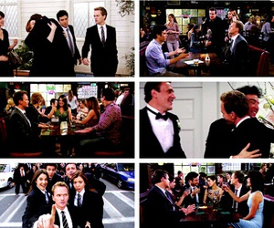 cast, himym, and how i met your mother image