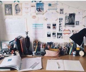 pen, studying, and studyspo image