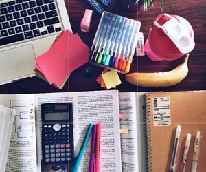 study, goals, and notes image