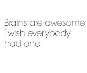 awesome, brain, and fun image