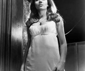 sexy woman, sexy vampire, and ingrid pitt image