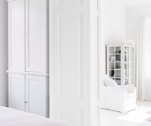 white, interior, and photography image