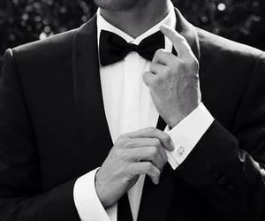 suit, man, and men image