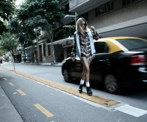 blonde, clothe, and buenos aires image