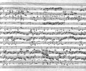 chopin, music, and notes image