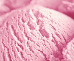 pink, sweet, and ice cream image