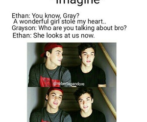 imagine, twins, and grayson dolan image